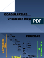 Dx Coagulación