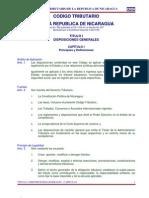 Codigo Tributario Nicaragua