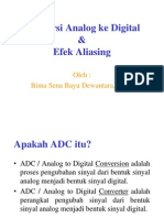 Mgg 4. Adc & Aliasing