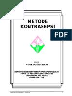 Metode Kontrasepsi Edisi 2008 Handout1