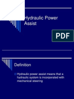 Hydraulic Power Assist.ppt