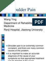 Shoulder Pain New