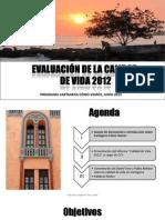 Presentación CCV 2012 - CD