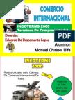 Incoterms - Com Inter
