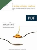 Accenture Banking Retail Lending