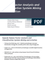 Human Factor Analysis and Classification System Mining And
