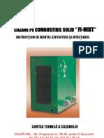 Centrale Termice Pe Lemne Fi Mixt Cu Ventilator Carte Tehnica