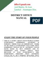 User manual (do.