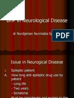 BHP in Neurological Disease