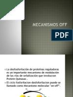Mecanismo Off