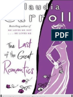 Claudia Carroll Last of the Great Romantics