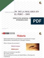 Situacion Malaria Peru