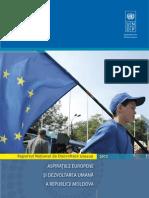 Raportul Naţional de Dezvoltare Umană 2012