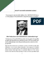 Zanafilla e Konfliktit dhe Krizes Ekonomike Globale