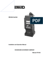 UG Actuator Manual 37512G