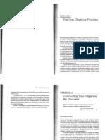 Due Dil Process Chap1