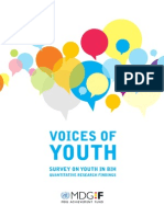 Voices of Youth in Bosnia and Herzegovina