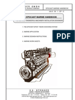 The Epocast Marine Handbook