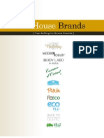1301 Brands e Inhouse