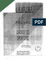 Manual Provas Operatorias de Piaget