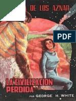 (Aznar 52) La Civilizacion Perdida - Pascual Enguidanos Usach.epub