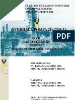 Pemaparan Presentation 2012