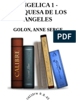 ANGELICA 1 - MARQUESA DE LOS ANGELES - Anne Serge Golon.epub