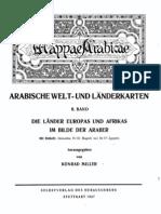 ARABISCHE WELT-UND LÄNDERKARTEN 2