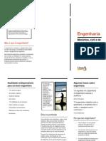 Panfletos engenharia