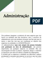 Conceitos de Administração