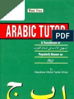 ArabicTutorpart-2ByMaulanaAbdulSattarKhan