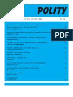 Polity - Vol. 6 - No. 1 & 2