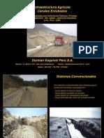Infraestructura Agricola