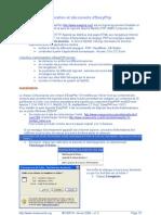 EasyPhp Install Config Decouverte
