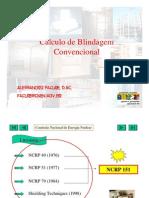 Calculo de Blindagem Convencional