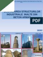 Prezentare Conferinta AICPS 30 Mai 2013 - Degradarea structurilor industriale inalte din beton armat