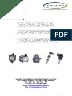 Vacuostato - Pressostato e Transmissor de Pressão.pdf