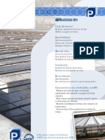 Abobadilhas EPS Plastimar 0811 Aligeiramento