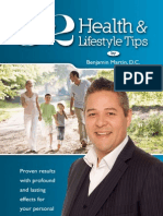 52 Health & Lifestyle Tips