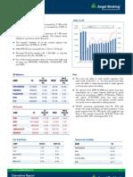 Derivatives Report, 16 July 2013