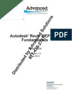Manual RevitMEP13 Fundamentals