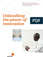 Pwc Unleashing the Power of Innovation