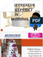 Ppt of Monginis