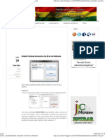Eliminar Elementos de JList en Netbeans