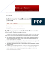 stanford law review school safety