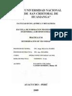 Pca Nro 1 DETERMINACIÓN DE VISCOSIDAD