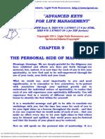 Universal Buddah ConsciousnesslprwwBk9Ch9-The Personal Side of Mastership
