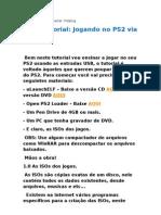 Jogando No PS2 via USB