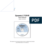 Tcp Ip Dynamic c