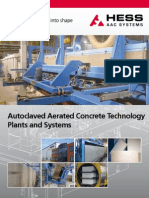 General Brochure HESS AAC Systems English